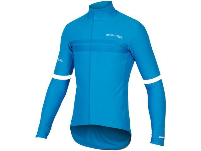 Endura Pro SL Classics II Jersey Uomo, hi-viz blue